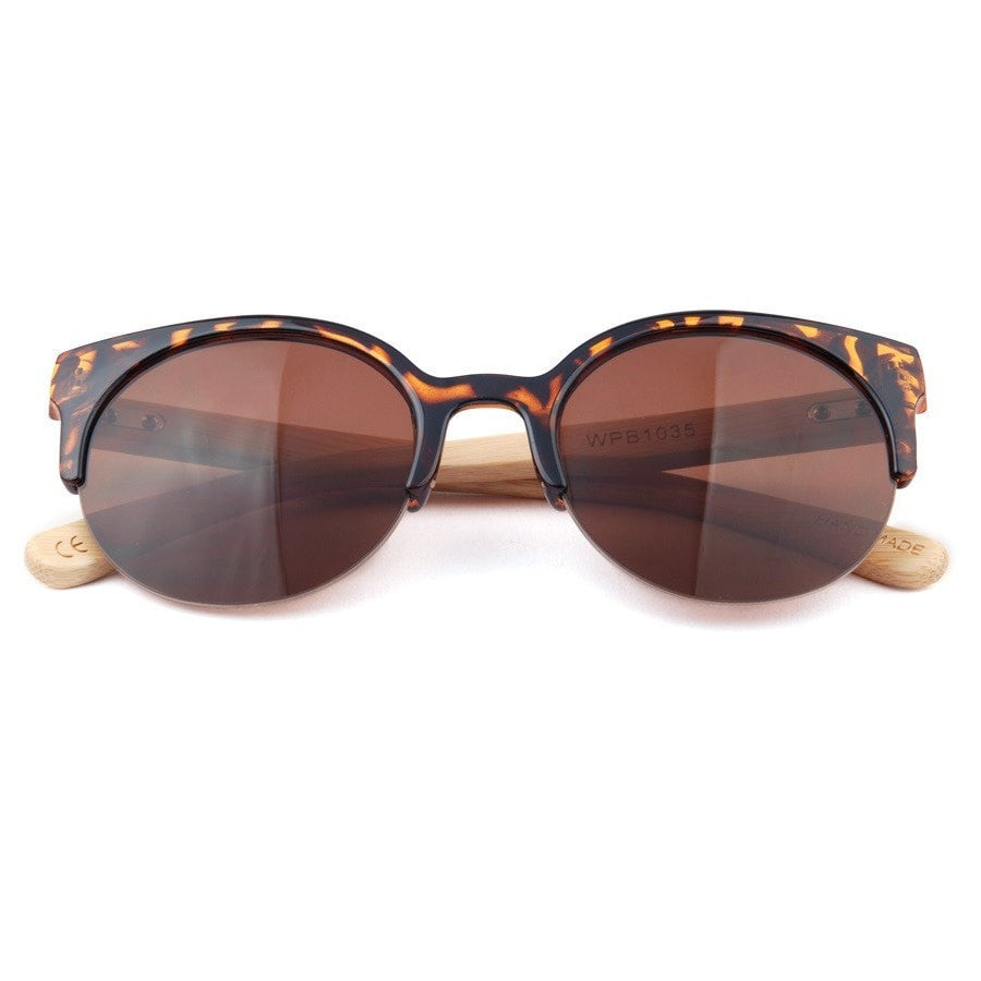 Korean Fashion - Shoes and Clothing - Urban Wild Bamboo Sunglasses - Sunglasses -  - Gangnam Styles - 11