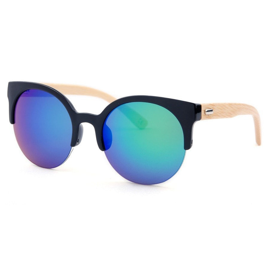 Korean Fashion - Shoes and Clothing - Urban Wild Bamboo Sunglasses - Sunglasses -  - Gangnam Styles - 8