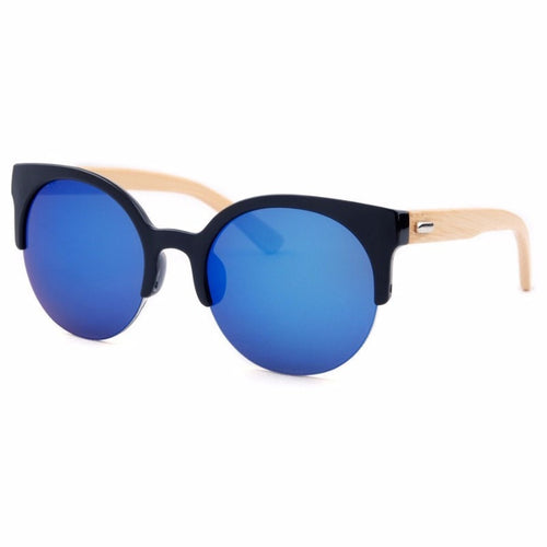 Korean Fashion - Shoes and Clothing - Urban Wild Bamboo Sunglasses - Sunglasses -  - Gangnam Styles - 1