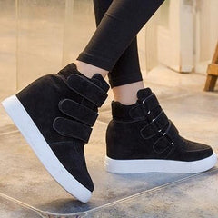 Korean Fashion - Shoes and Clothing - Korean Vintage Ankle Top Sneakers - Sneakers -  - Gangnam Styles - 7
