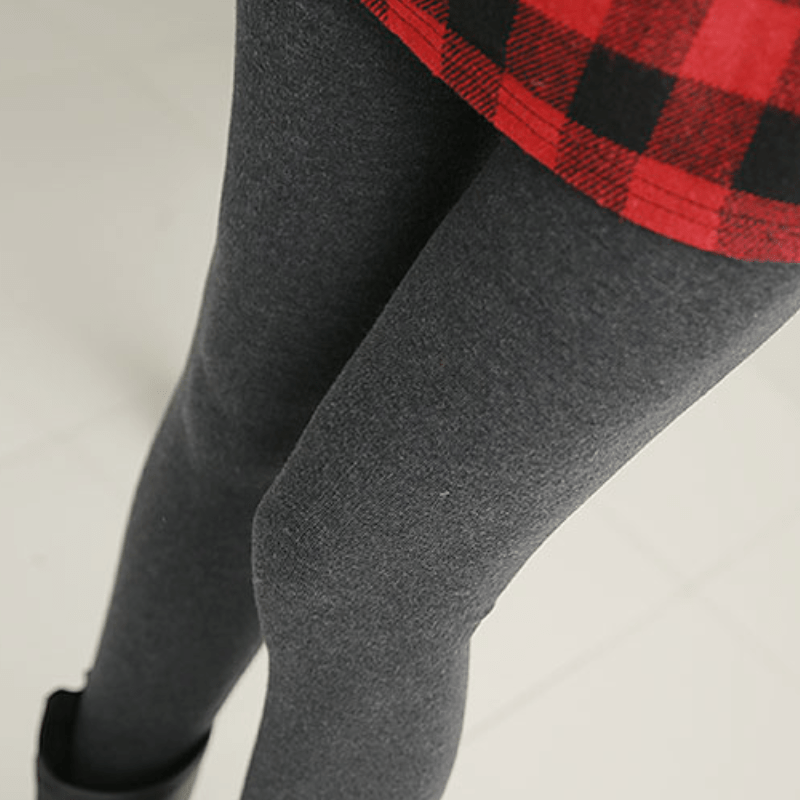 Thermal Thick Winter Leggings - Winter Leggings - Gangnam Styles