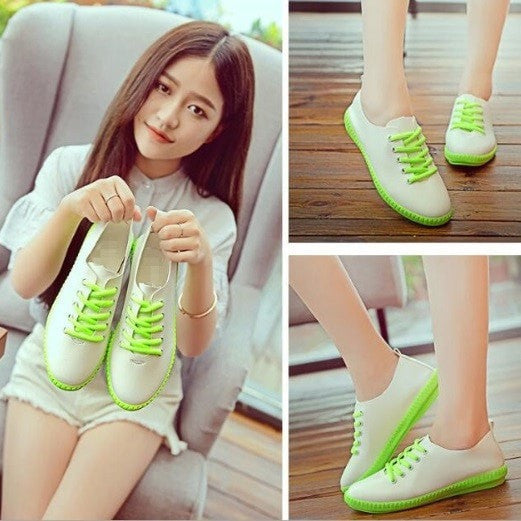 Lumo Fashion Flat Shoes Women's Shoes - Korean Fashion