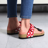 Mickey Mouse Spotted Sandals Sandals - Korean Fashion