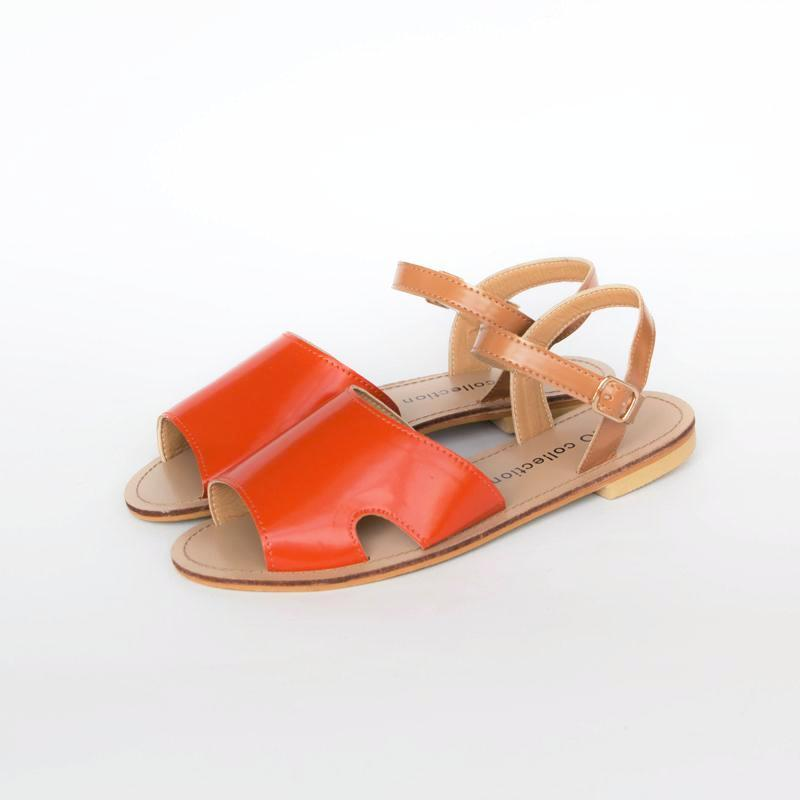 Open Toe Strap Sandals Sandals - Korean Fashion