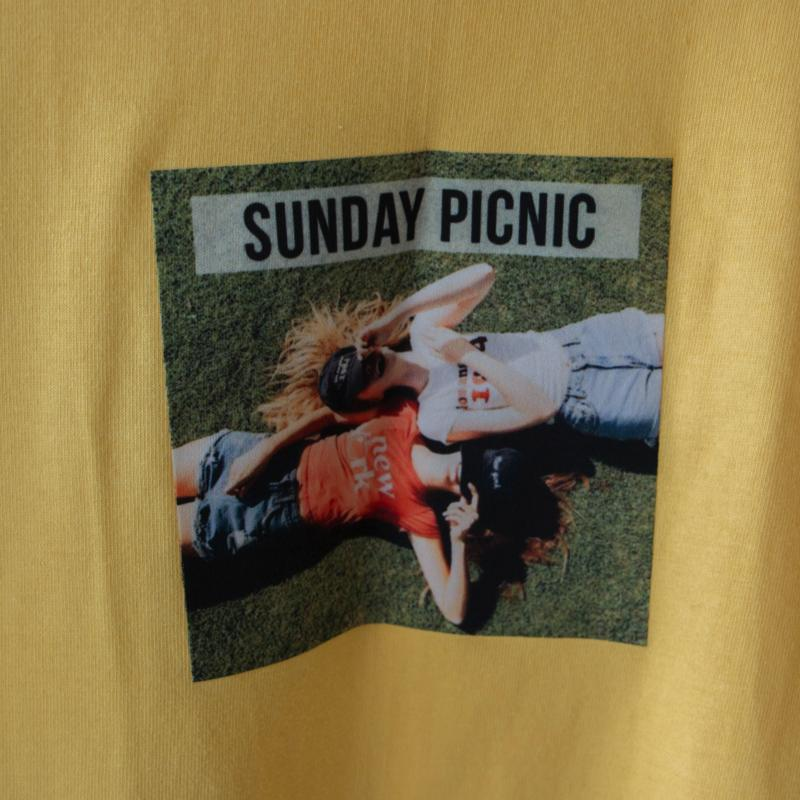 Picnic T-Shirt Top - Korean Fashion
