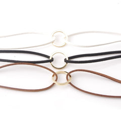 Korean Fashion - Shoes and Clothing - Ring Choker Necklace - Necklace -  - Gangnam Styles - 6