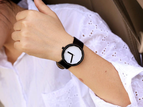 Korean Fashion - Shoes and Clothing - Leather Couple's Watch Pair - Watch -  - Gangnam Styles - 2