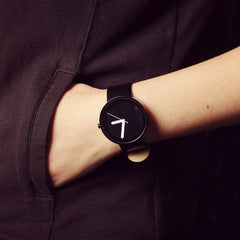 Korean Fashion - Shoes and Clothing - Leather Couple's Watch Pair - Watch -  - Gangnam Styles - 5
