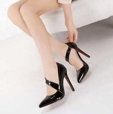 Korean Fashion - Shoes and Clothing - Stiletto Heels - Shoes -  - Gangnam Styles - 2