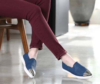 Metal Cap Loafers Women's Shoes - Korean Fashion
