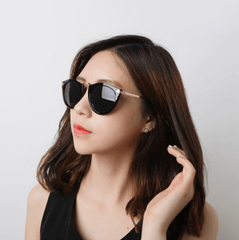 Korean Fashion - Shoes and Clothing - Retro Butterfly Sunglasses - Sunglasses -  - Gangnam Styles - 6