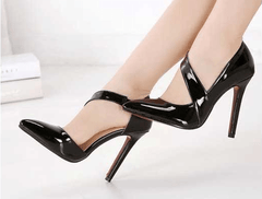 Korean Fashion - Shoes and Clothing - Stiletto Heels - Shoes -  - Gangnam Styles - 3