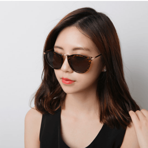 Korean Fashion - Shoes and Clothing - Retro Butterfly Sunglasses - Sunglasses -  - Gangnam Styles - 2