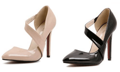 Korean Fashion - Shoes and Clothing - Stiletto Heels - Shoes -  - Gangnam Styles - 8
