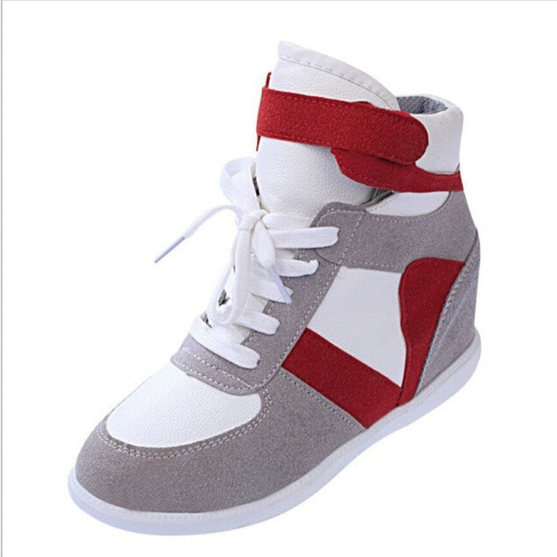 Casual Spring Sneakers Women's Shoes - Korean Fashion