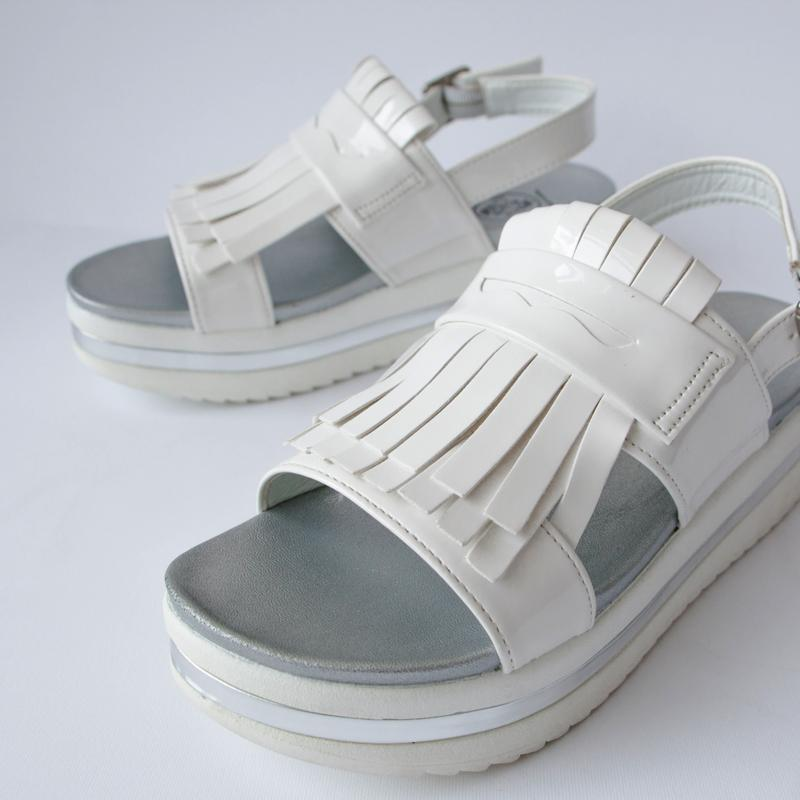 Tassel Strap Sandals Sandals - Korean Fashion