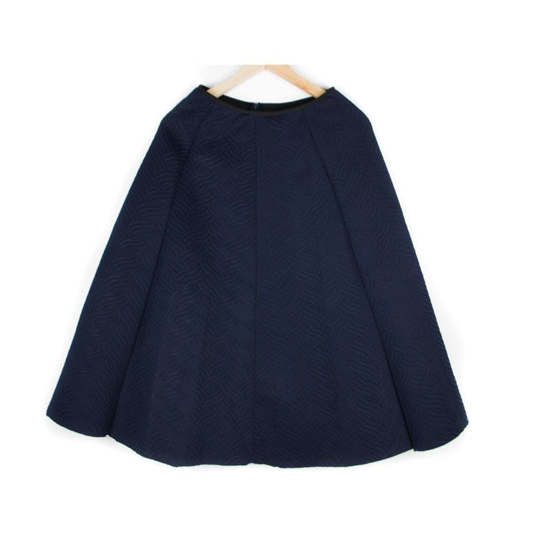 Circle Balloon Skirt Skirt - Korean Fashion