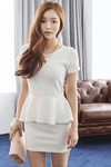 Formal Lace Dress Dress - Korean Fashion