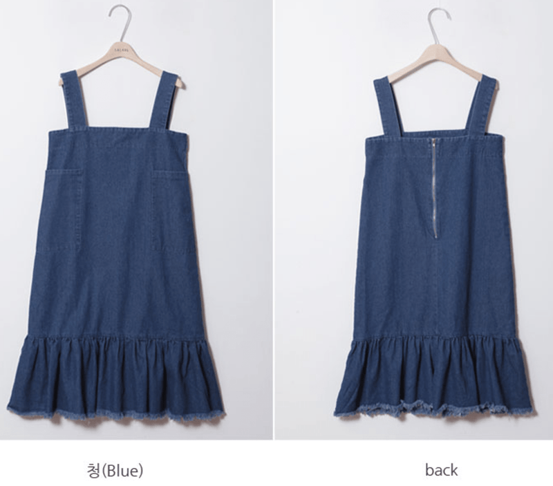 Set Jumper Long Skirt and Shirt Set Dress - Korean Fashion
