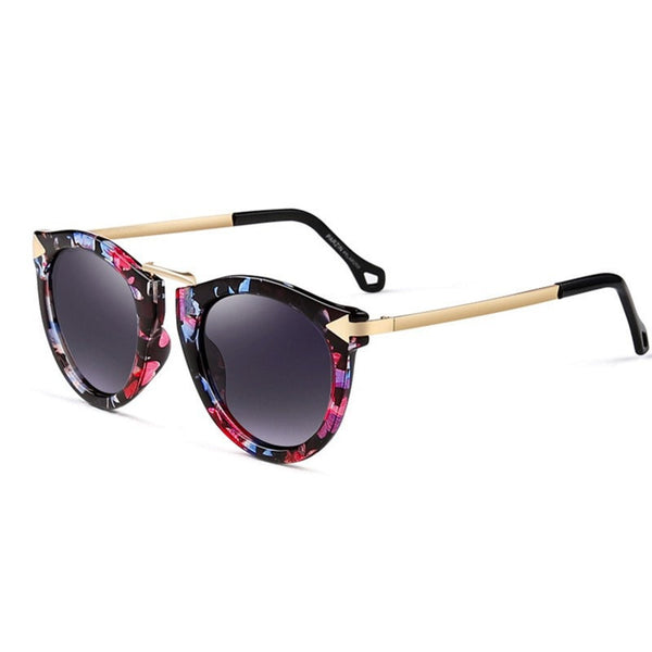 Retro Butterfly Sunglasses