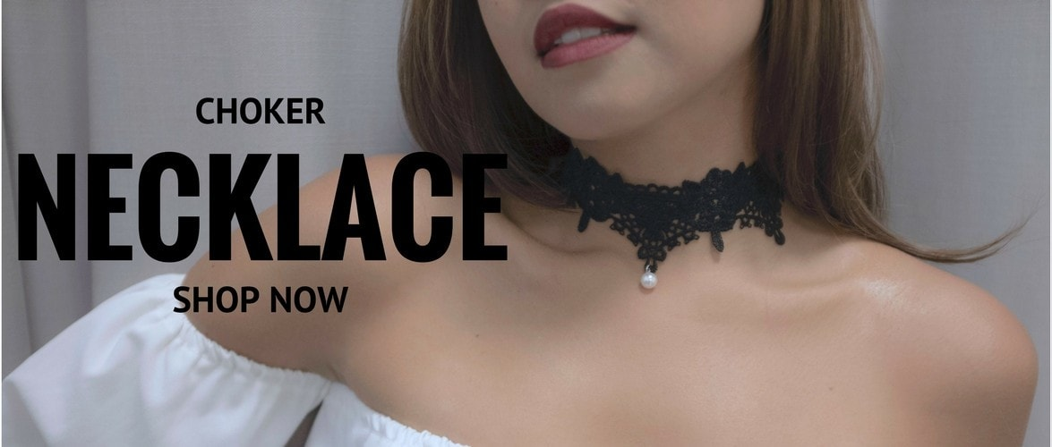Choker Necklaces - Accessories