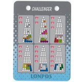 Lonpos 202 Challenge cards