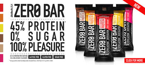 3 ways to use BiotechUSA Zero Bar