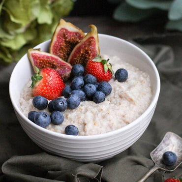 3 Overnight Breakfast Recipes made with Prana On Vegan Protein Powder