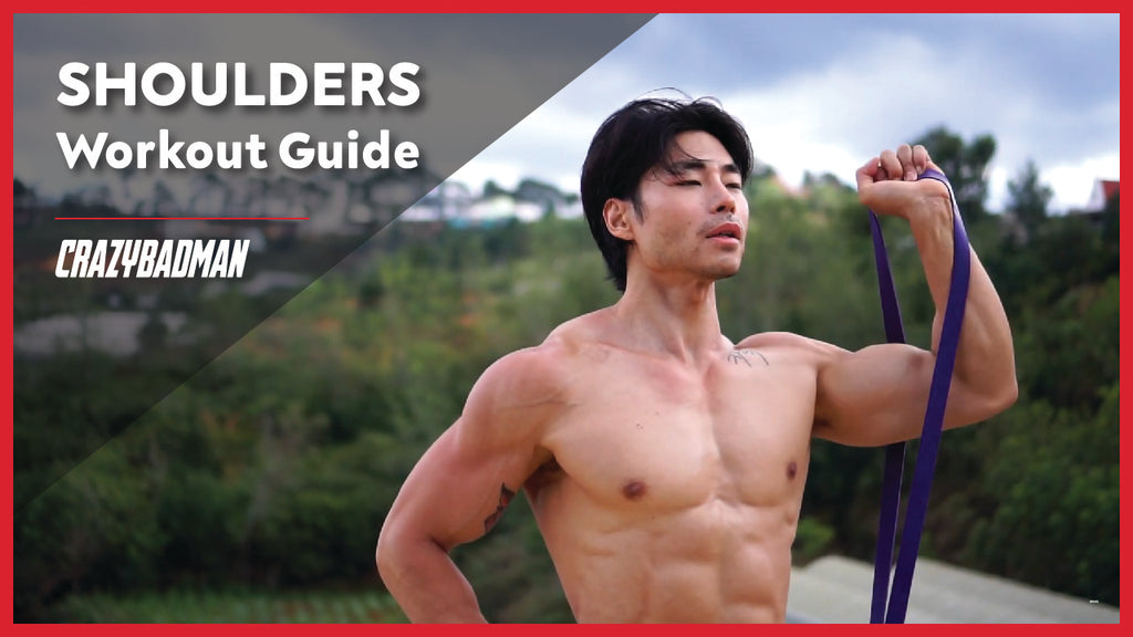 Full Shoulder Workout Guide with Resistance Bands ft. Phi Filler