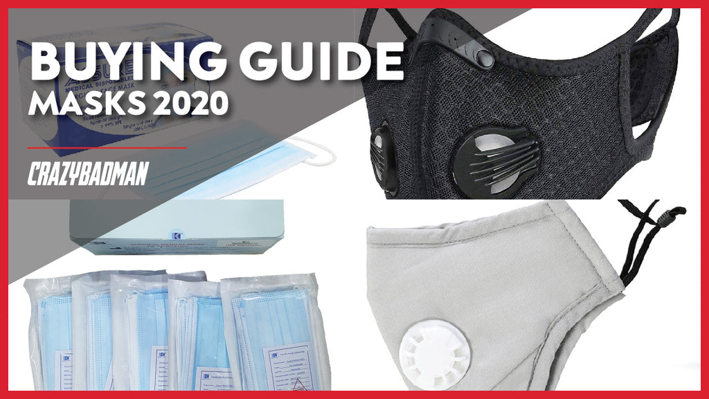 Mask Buying Guide 2020 | Medical / Surgical Masks or Reusable Masks?