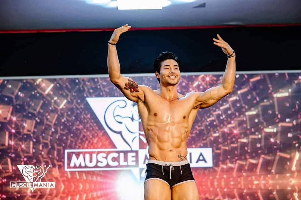 Phi Filler, Musclemania Pro, answers your most pressing questions about fitness