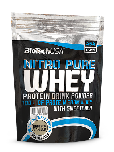 Where can I buy BiotechUSA Nitro Pure Whey in Singapore?