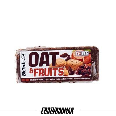 Where can I buy BiotechUSA: Oats & Fruits Bar in Singapore?