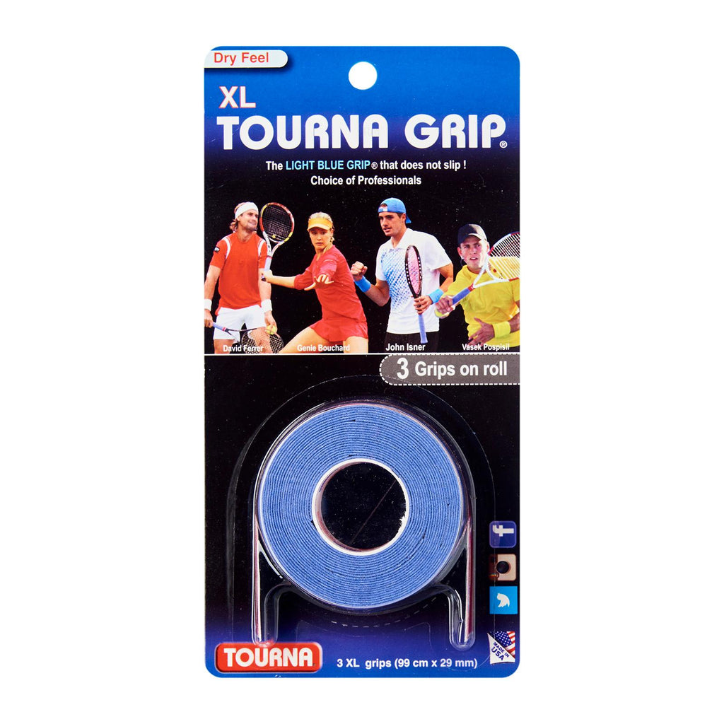 Where can I buy Tourna Grip Tennis Grip (XL) 3 Grip in Singapore?
