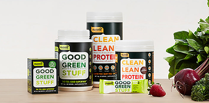 Nuzest Clean Lean Protein Sachets Flavours available in Singapore