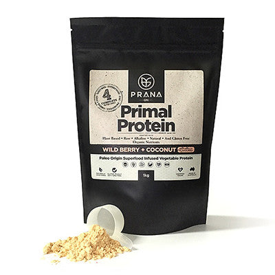 Prana On: Primal Protein Ingredients List