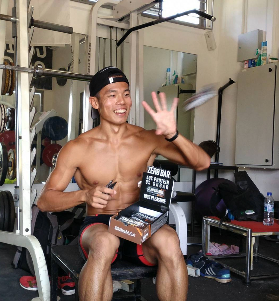 Yao Peng, Master Trainer of MaxForm answers your most pressing questions about fitness