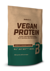 (Press Release) WWW.CRAZYBADMAN.COM stocks VEGAN protein from BioTechUSA