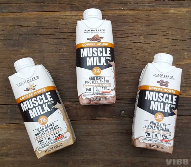 Muscle Milk Coffee House Flavours available in Singapore