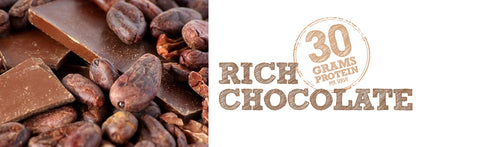 power plant protein rich chocolate