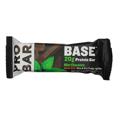 probar base protein bar chocolate mint (thecrazybadmanshop.online)
