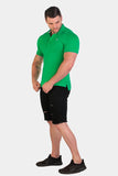 Jed North: Premiere Polo Shirt - Green