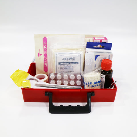 ASSURE First Aid Box (Small)