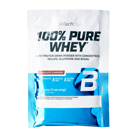 BiotechUSA: 100% Pure Whey (Protein Powder)
