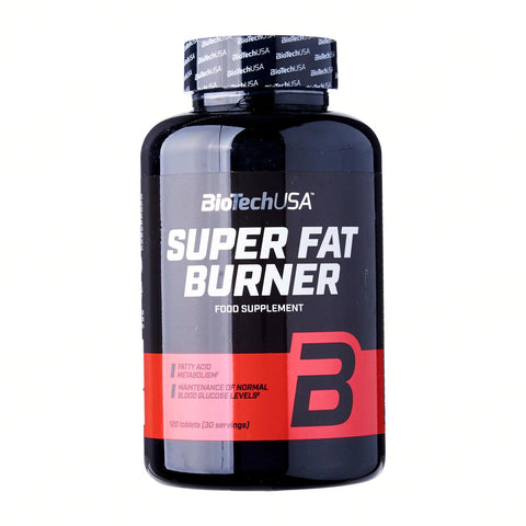 BioTechUSA: Super Fat Burner (120 tablets)