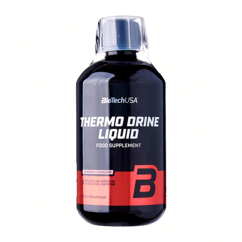 BioTechUSA: Thermo Drine Liquid (Fat Burner)