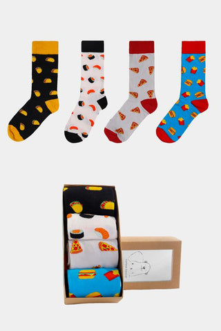 Jed North: Tasty Socks Collection