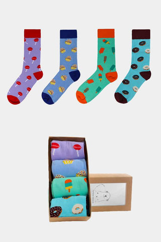 Jed North: Cravings Socks Collection
