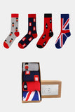 Jed North: British Socks Collection