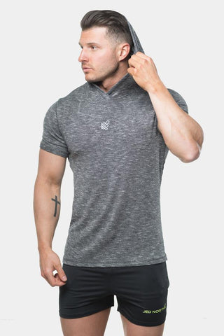 Jed North: Element Short Sleeve Tee - Black